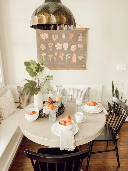 Breakfast Nook Refresh