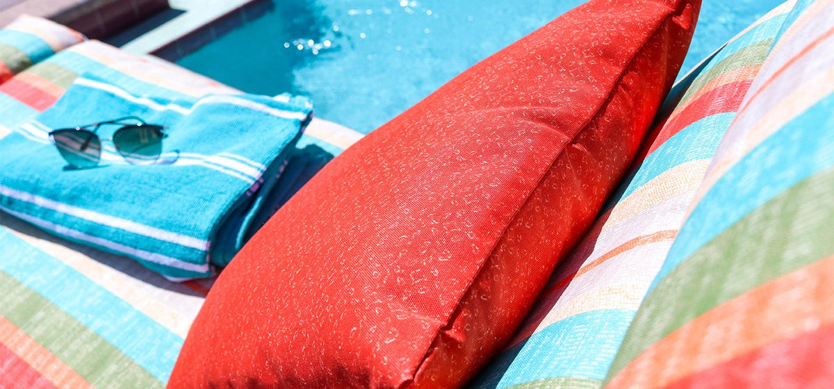Patio and Pool Cushions You'll Love this Year
