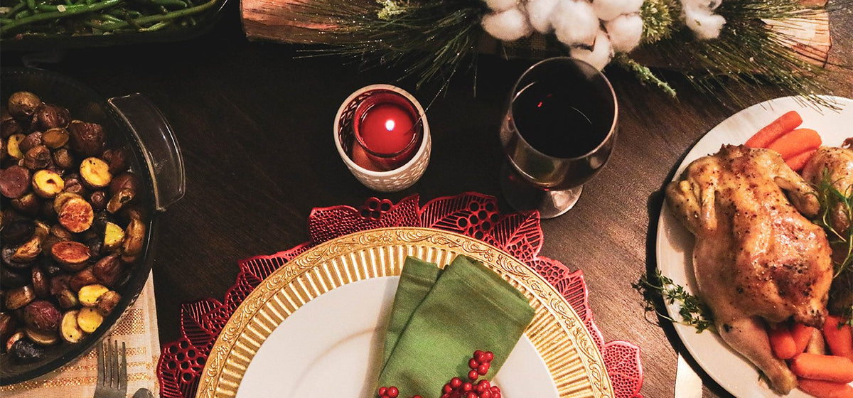 Your Holiday Table: A Dining Room for Entertaining