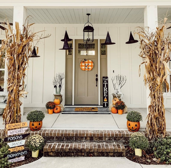 Spooky Porch Inspiration