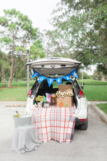 Tailgating in style: Football Season!