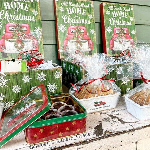 Christmas gift ideas, recipes, wrapping