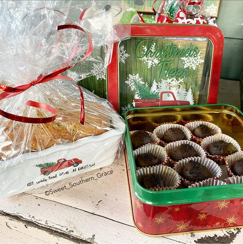 Christmas Recipes, Gift Ideas, Gift Boxes