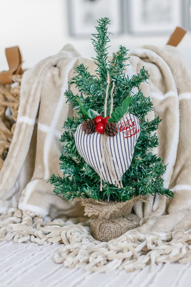 DIY, homemade ornament, christmas gift, christmas tree