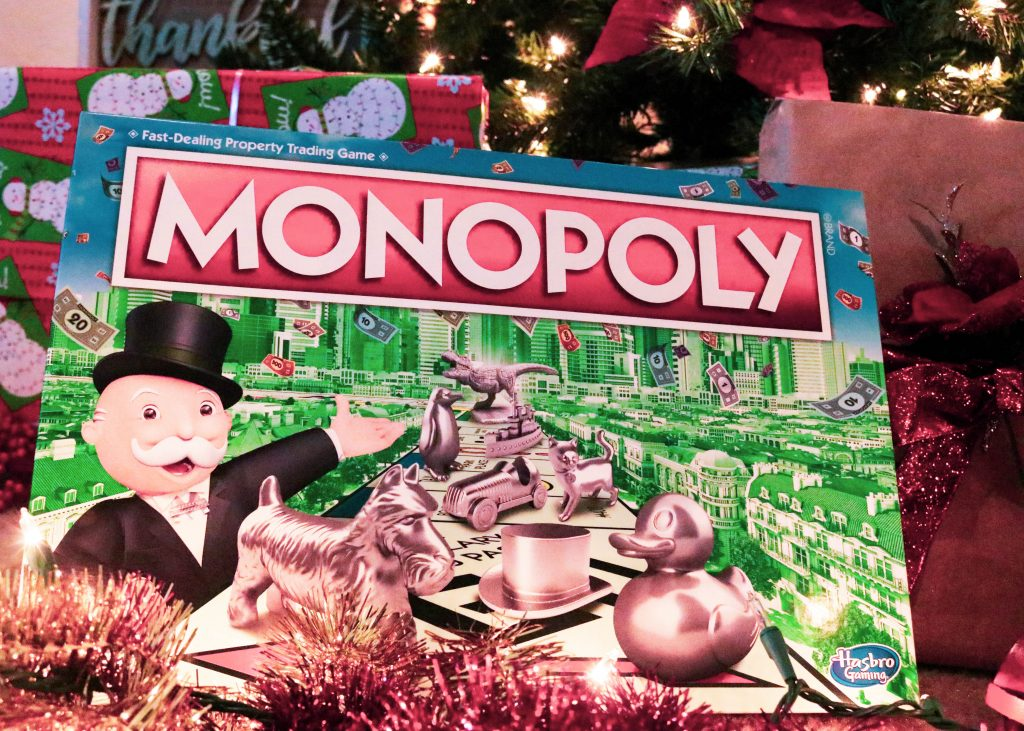 Monopoly is such a great board game