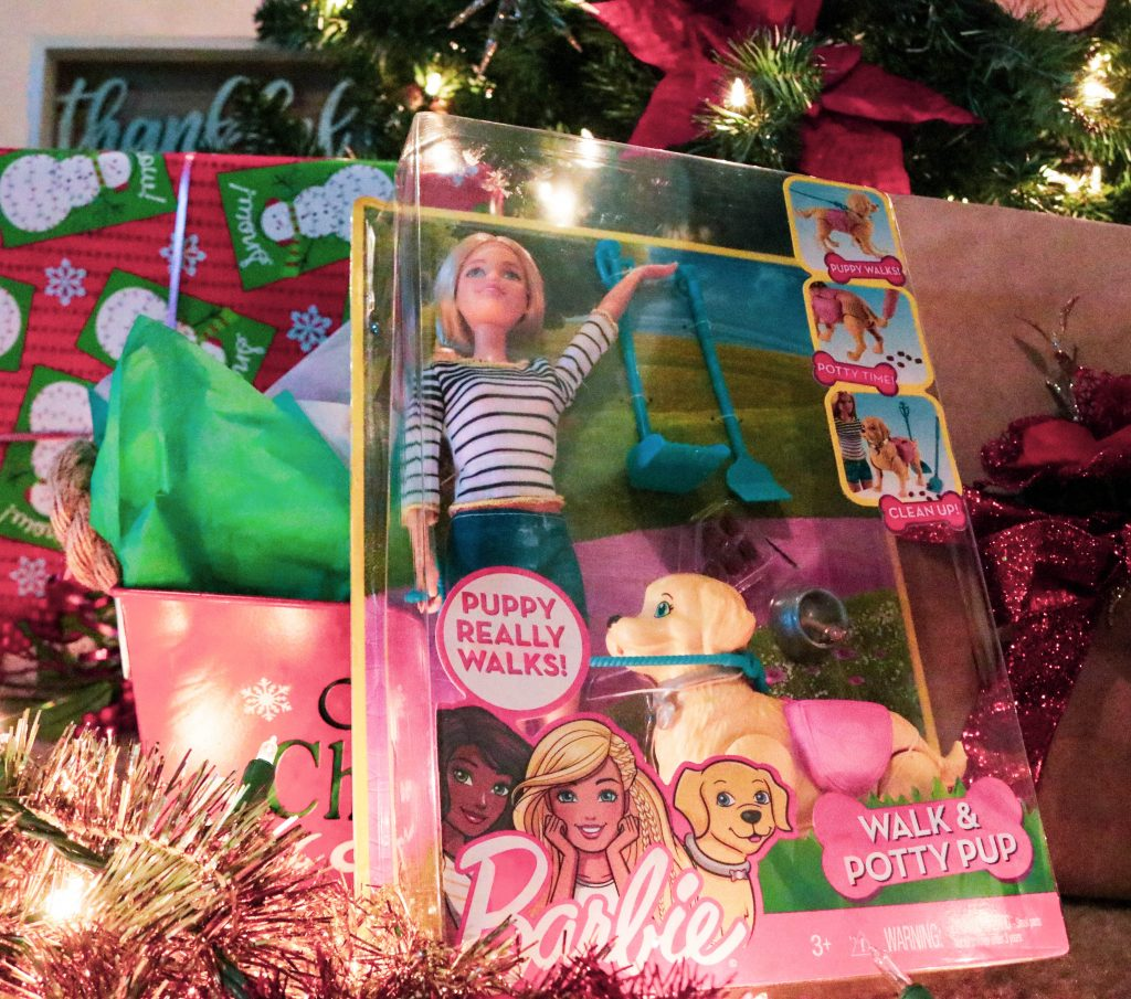 Barbie Dolls make great Christmas gifts