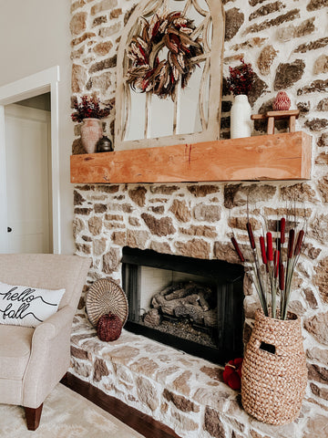 fall mantle decorating ideas