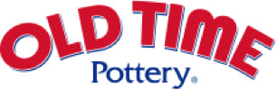 Old Time Pottery footer logo