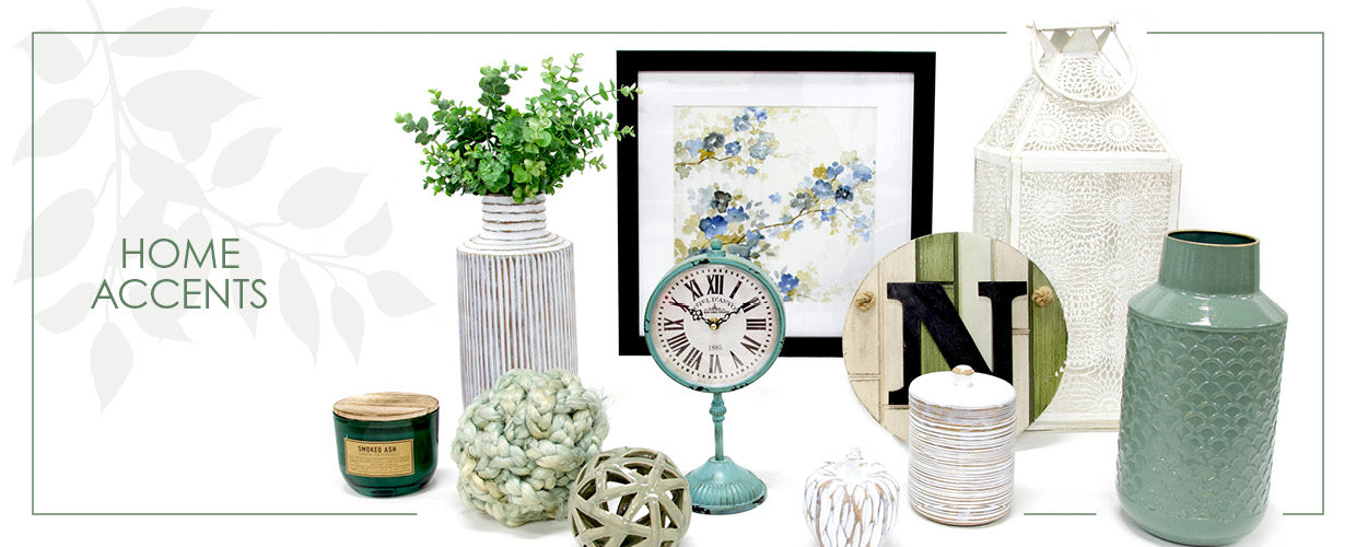 buy affordable home accents pieces