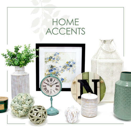 affordable home accent pieces