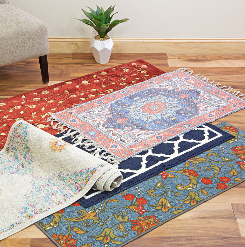 indoor rug décor