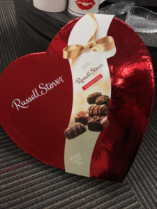 A box of chocolates we can't wait to pry open