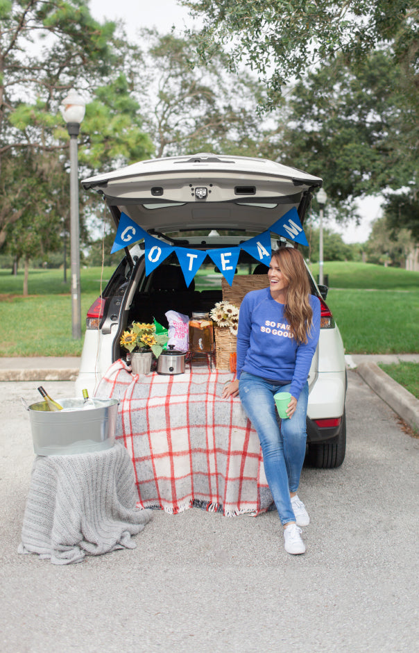 So much fun when tailgating is done the right way