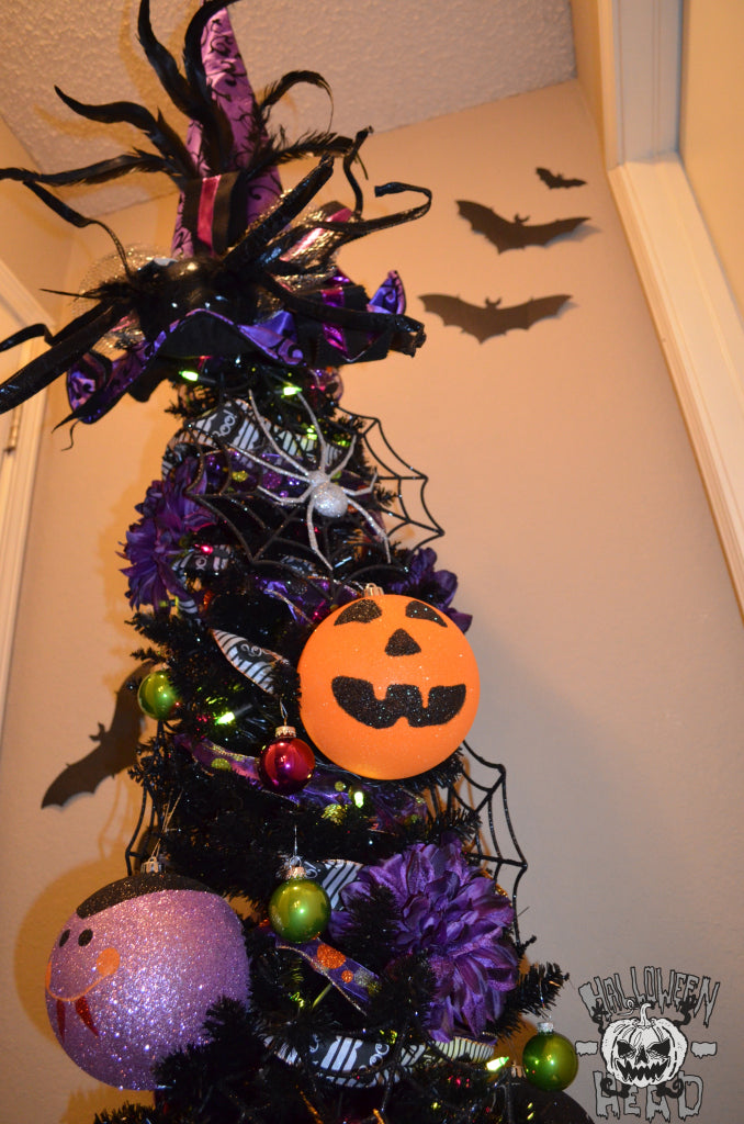 Tricks and treats to be found under this tree
