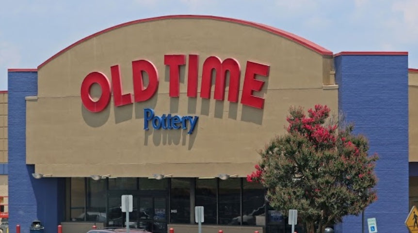 Local Home Store in Greenville, SC | Old Time Pottery