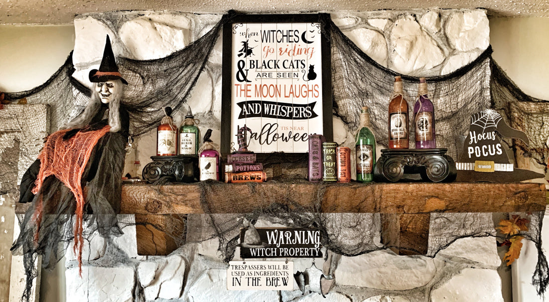 The most amazing Halloween décor from OTP