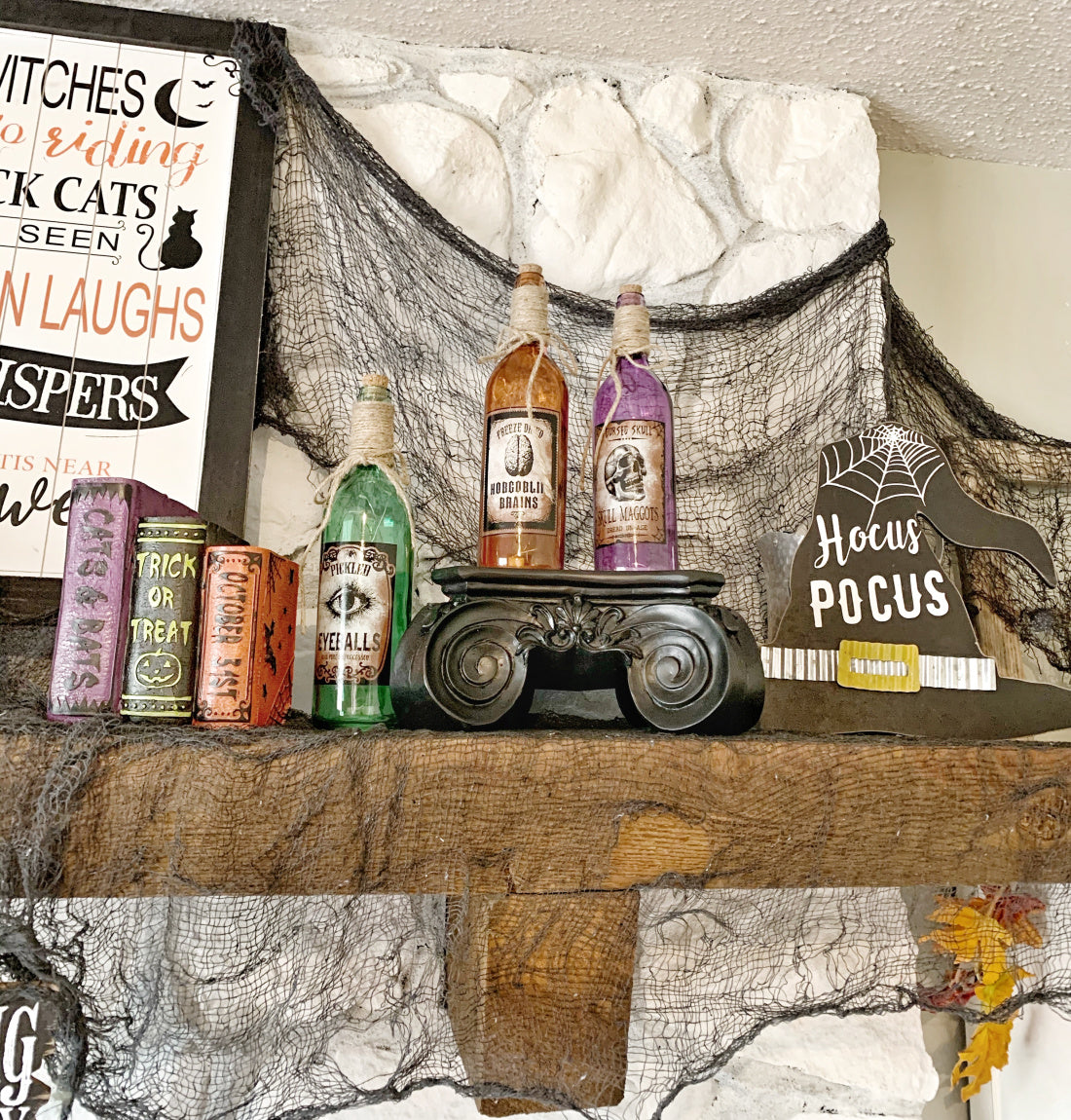 This décor may cause creatures of the night to come to your door