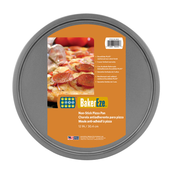 "Baker Eze® 12"" Non-Stick Pizza Pan"