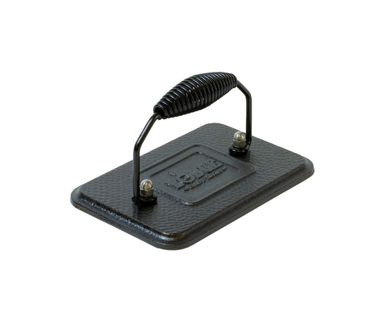 Lodge Grill Press Cast Iron