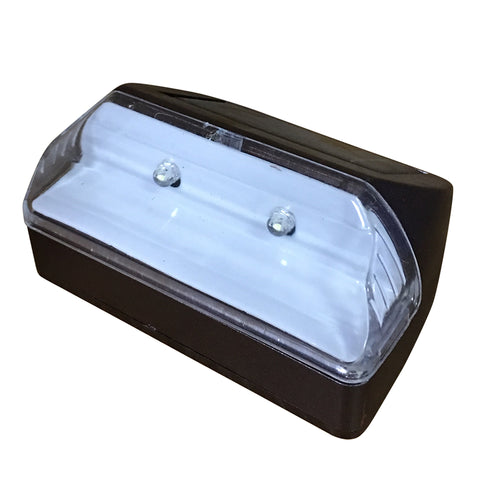 Solar Deck Step Lights (2 Pack)