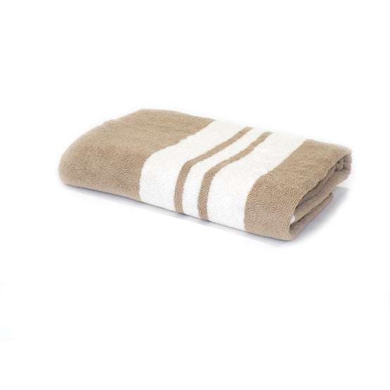 Hamilton Striped Bath Towel (4 Colors)