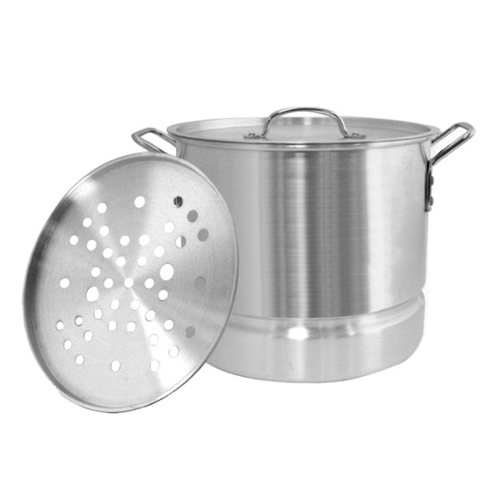 Alpine Cuisine Aluminum Stock Pot (4 Sizes)