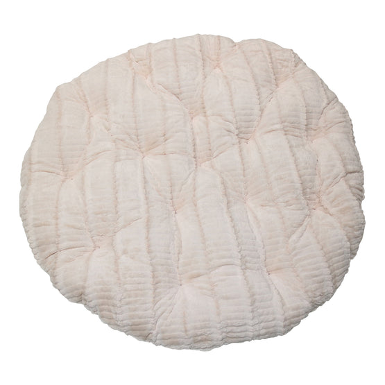 Papasan Cushion Faux Fur (7 colors)