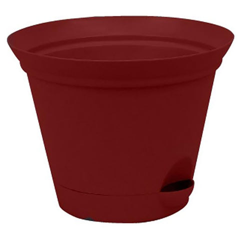 "11.5"" Self Watering Flare Planter (2 colors)"