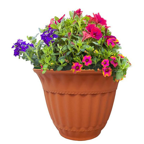 Red Clay Milano Planter (6 Sizes)