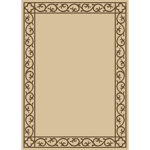 Savannah Brown Indoor Outdoor Rug