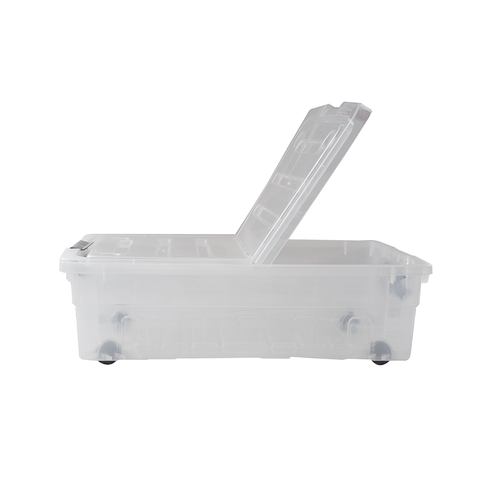 Underbed Storage Box with Lid