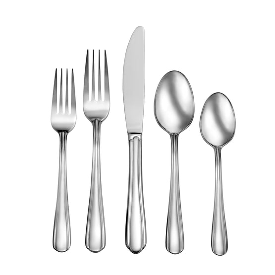 Eastlyn 42 Piece Flatware Set