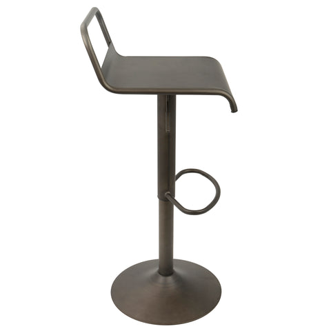 Emery Adjustable Barstool