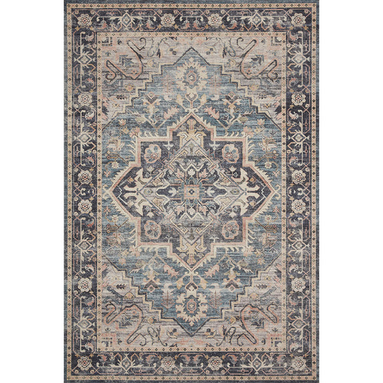 Hathaway Navy Area Rug (2 Sizes)