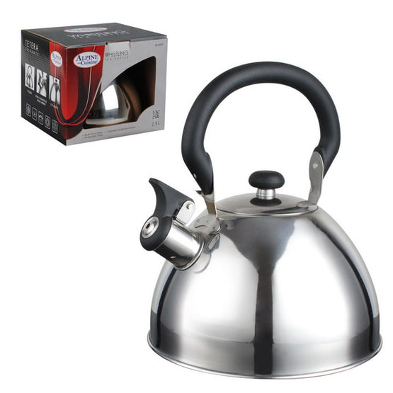Alpine Tea Kettle 2.5 Liter Stainless Steel