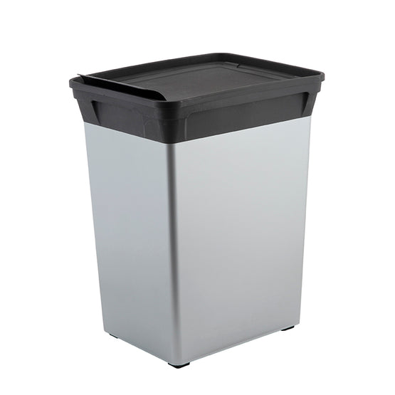 Trash Can Plastic 20 liter (2 Colors)