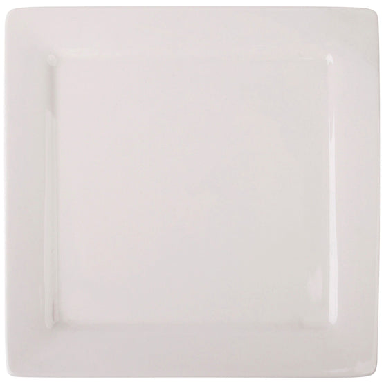 10 inch Hard Square Dinner Plate