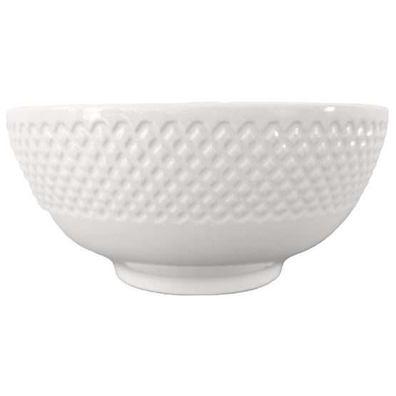 6 inch Diamond Cereal Bowl