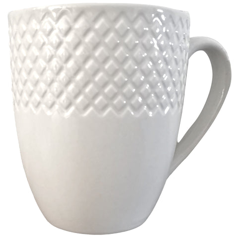 15 oz Diamond Mug