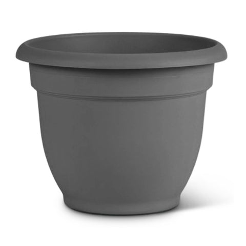 Charcoal Ariana Planter (6 Sizes)
