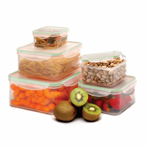 10-Piece Food Storage Set (2 Styles)