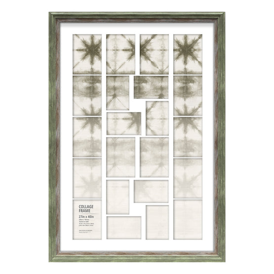 22-Opening Collage Frame (2 Colors)