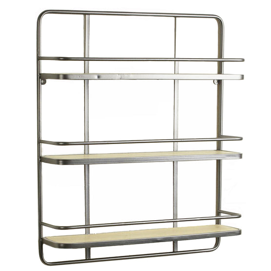"24"" 3-Tier Wall Shelf"