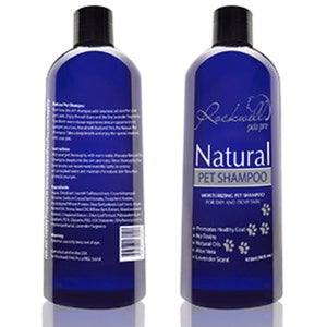 Rockwell Pets Pro Natural Dog Shampoo