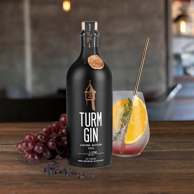 TURM GIN Barrel Aged - Limited Edition 2020