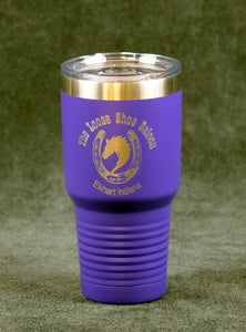 Laser Etched Polar Camel Vacuum Insulated Tumblers