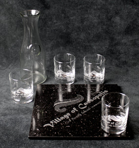 Granite and Glass Beverage Service