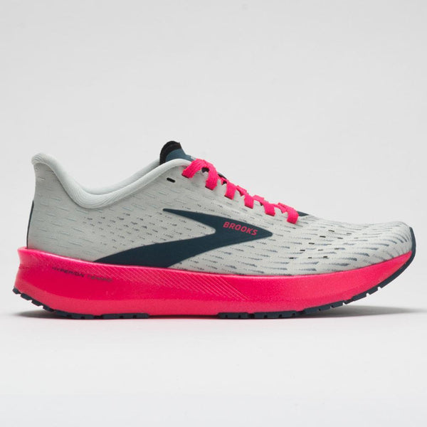 Women's- Brooks- Hyperion Tempo- Ice Flow/Navy/Pink