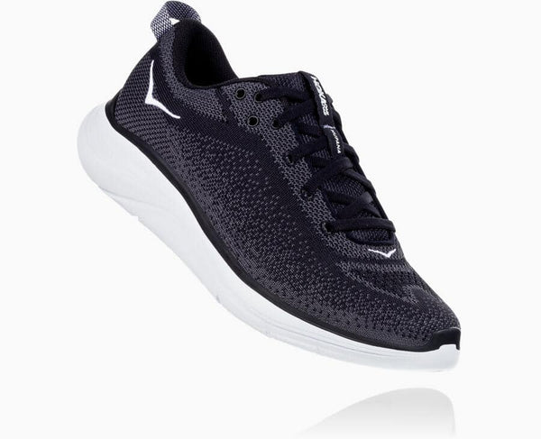 Women's Hupana Flow - Black/ White