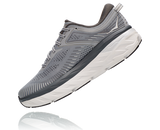 Men's Hoka Bondi 7- Wild Dove/Dark Shadow